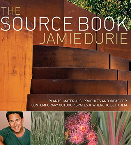 The Source Book By Jamie Durie