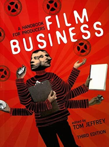 Film Business By Tom Jeffrey