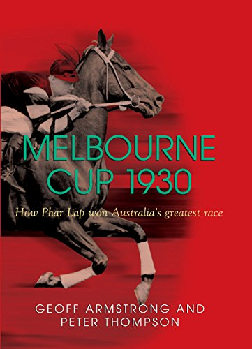 Melbourne Cup 1930 By Peter Thompson