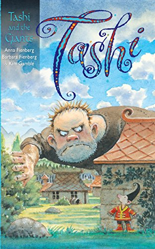 Tashi and the Giants By Anna Fienberg