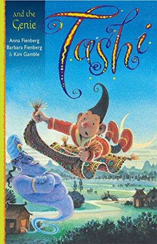 Tashi and the Genie By Anna Fienberg
