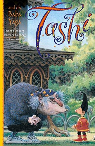 Tashi and the Baba Yaga By Anna Fienberg