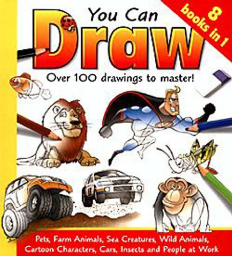 You Can Draw By Damien Toll