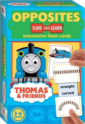 Thomas Slide and Learn Flashcards