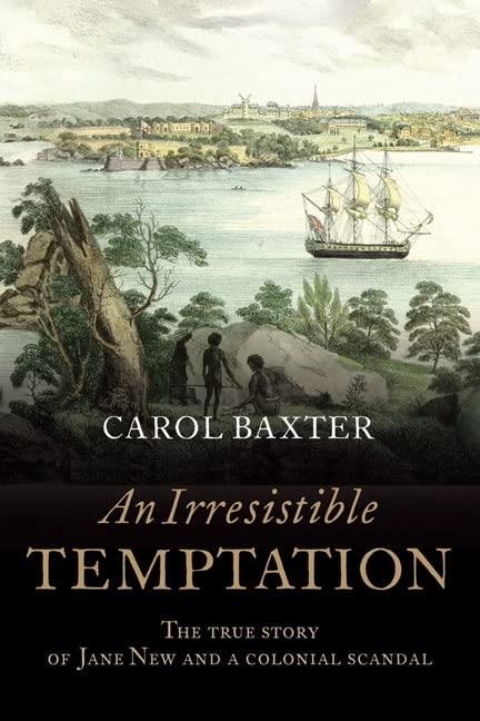 An Irresistible Temptation von Carol Baxter