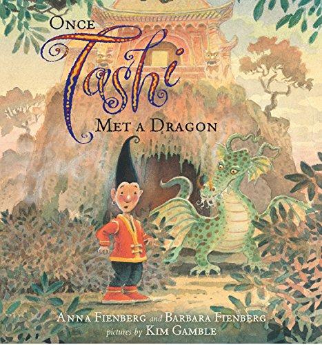 Once Tashi Met a Dragon By Anna Fienberg