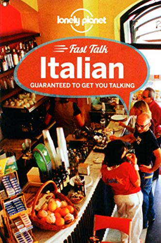 Lonely Planet Fast Talk Italian by Lonely Planet