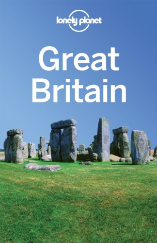 Great Britain (Lonely Planet Country Guides) By David Else