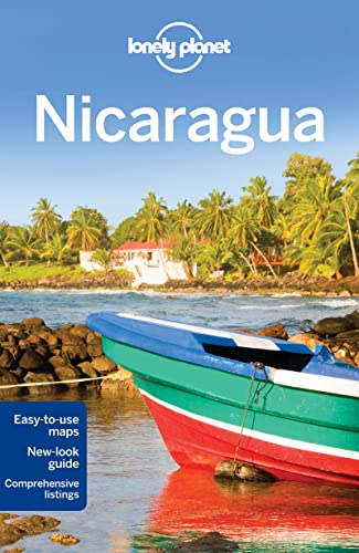 Lonely Planet Nicaragua By Lonely Planet