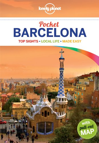 Lonely Planet Pocket Barcelona by Lonely Planet