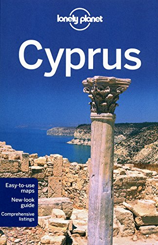 Lonely Planet Cyprus By Lonely Planet
