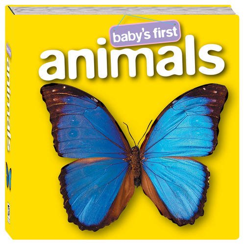 Animals (Baby's First Padded Series) By Hinkler Books PTY Ltd
