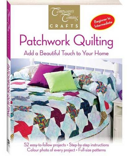 Patchwork Quilting by Hinkler Books PTY Ltd