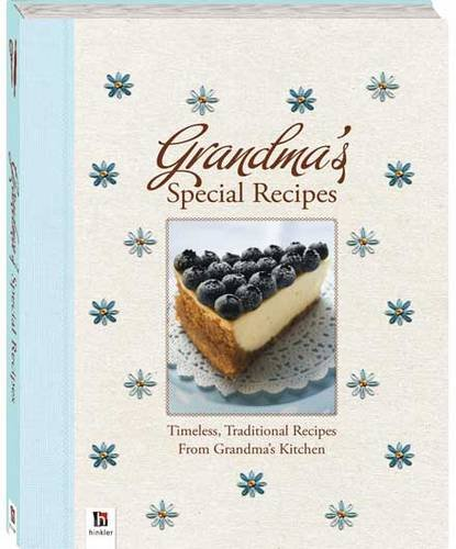 Grandma's Special Recipes by