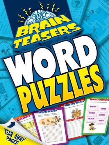 Word Puzzles by Hinkler Books PTY Ltd