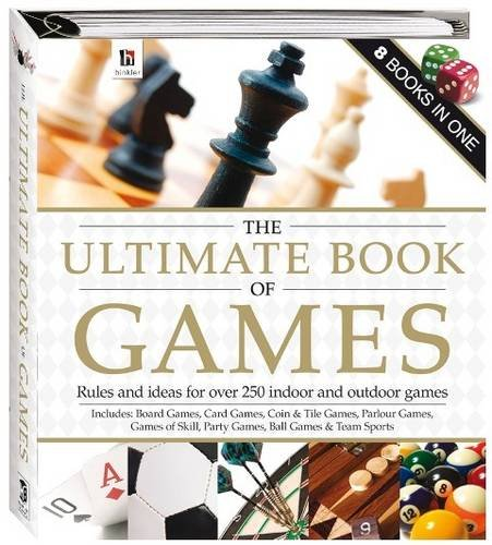 The Ultimate Book of Games Binder by Hinkler Books PTY Ltd