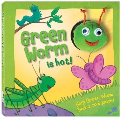 Green Worm Is Hot