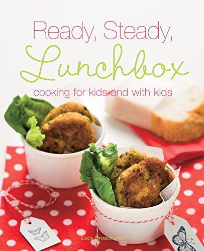 Ready Steady Lunchbox By Lucy Broadhurst