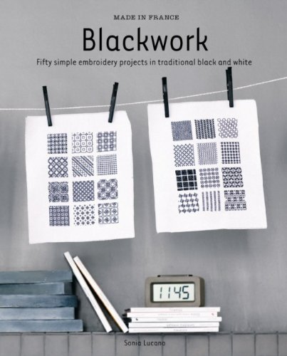 Made in France: Blackwork By Sonia Lucano