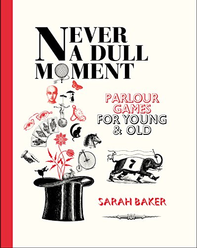 Never a Dull Moment By Sarah Baker