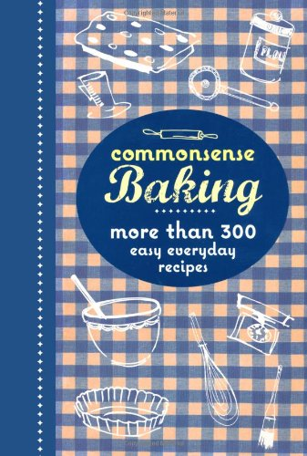 Commonsense Baking by Murdoch Books Test Kitchen