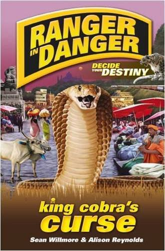 Ranger in Danger: King Cobra's Curse By Sean Willmore