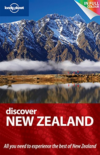 Discover New Zealand (Au&UK) by Charles Rawlings-Way