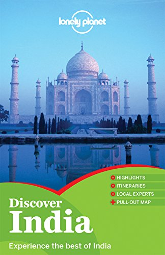 Discover India By Abigail Hole