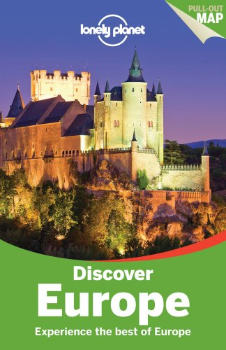 Lonely Planet Discover Europe By Lonely Planet