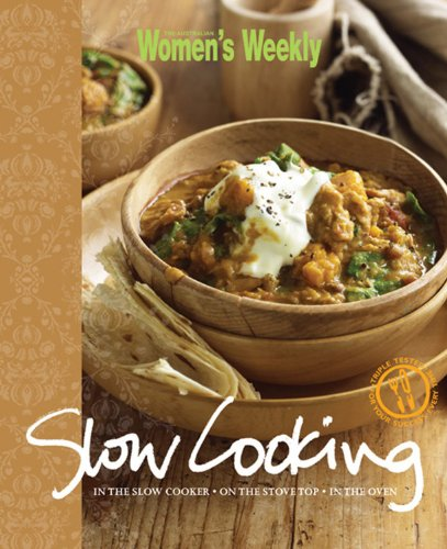 AWW Slow Cooking By The Aust Weekly