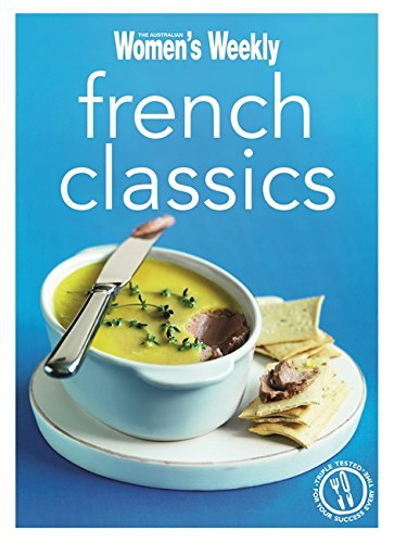 French Classics By The Australian Women's Weekly