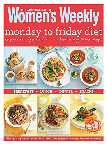 Monday to Friday Diet By The Australian Imprint