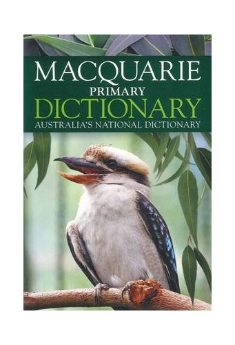 Macquarie Primary Dictionary By Alison Moore