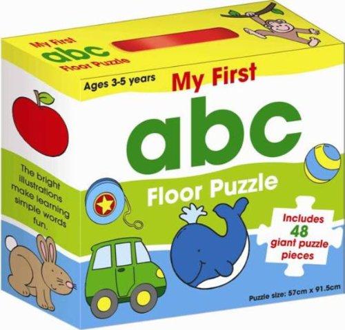My First ABC Floor Puzzle von Brimax