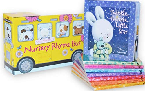 Nursery Rhyme Box Set by Trace Moroney