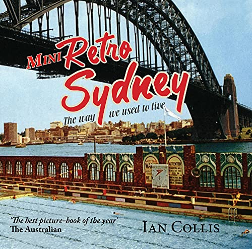 Mini Retro Sydney By Ian Collis