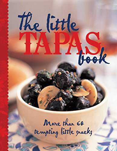 The Little Tapas Book by Murdoch Books Test Kitchen