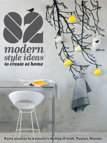 82 Modern Style Ideas to Create at Home By Tamara Maynes