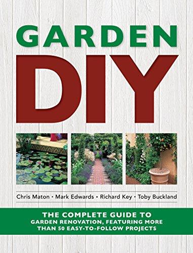 Garden DIY By Chris Maton