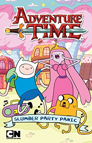 Slumber Party Panic By Adventure Time