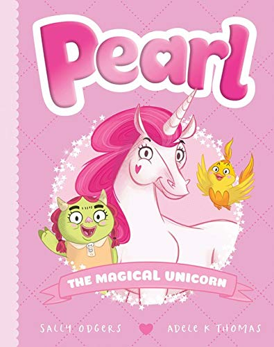 The Magical Unicorn #1 By Sally Odgers