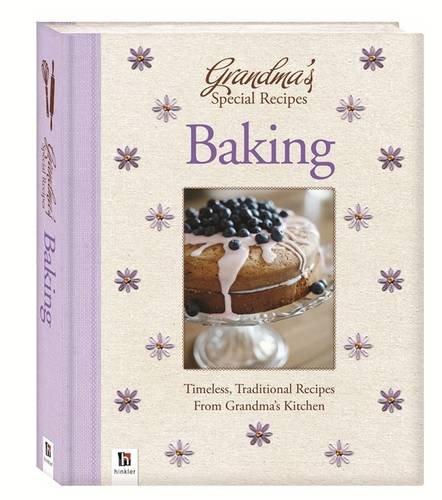Baking by Hinkler Books PTY Ltd