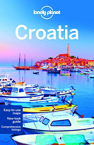 Lonely Planet Croatia By Peter Dragicevich