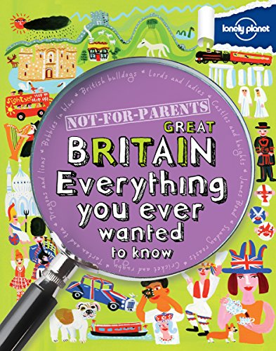 Not for Parents Great Britain von Lonely Planet