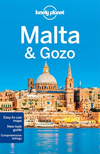 Lonely Planet Malta & Gozo (Travel Guide) By Lonely Planet