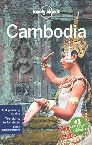 Lonely Planet Cambodia By Lonely Planet