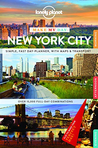 Lonely Planet Make My Day New York City By Lonely Planet