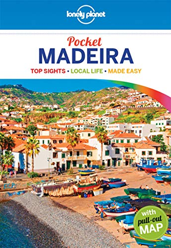 Lonely Planet Pocket Madeira (Travel Guide) By Lonely Planet