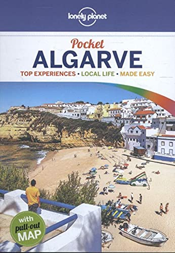 Lonely Planet Pocket Algarve (Travel Guide) By Lonely Planet