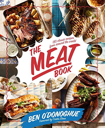 The Meat Book By Ben O'Donoghue
